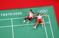 Greysia Polli dan Apriyani Rahayu Raih Emas Olimpiade Tokyo 2020