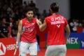 Greysia/Apriyani Maju ke Final Indonesia Masters 2020