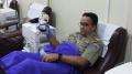 Gubernur DKI Anies Baswedan Donor Darah