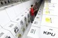 Gudang Logistik Pemilu 2019 di Bandung