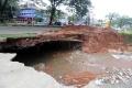Jalan Amblas di GDC Depok