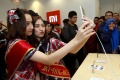 JKT 48 Hadiri Pembukaan Authorized Mi Store