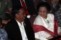 Jokowi Hadiri Perayaan Ultah ke-71 Megawati Soekarnoputri