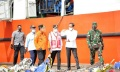 Presiden Jokowi Kunjungi Posko Darurat Evakuasi Pesawat Sriwijaya Air SJ 182