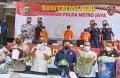 Kabid Humas PMJ Konpers Kasus Pembuhan
