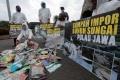 Kampanye Stop Sampah Impor Masuk Indonesia