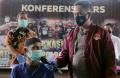 Kapolrestabes Semarang Gelar Kasus Prostitusi Online