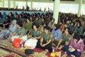 Kasum Mewakili Panglima TNI Hadiri Acara Peringatan Isra Miraj