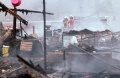 Kebakaran di Jalan Sabeni Raya Tanah Abang