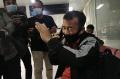 Keluarga Korban Jatuhnya Sriwijaya Air SJ182 Sambangi Bandara Supadio