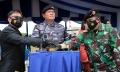 Kemhan RI Luncurkan Dua Kapal Angkut Tank Buatan Dalam Negeri