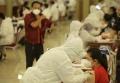 Kemnaker dan Kemenkes Vaksinasi 1000 Pekerja