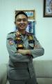 Kepala Satpol PP Kota Bogor Agustian Syach