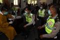 Kepolisian Surabaya Mulai Disuntik Vaksin Covid-19