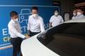 Kerja Sama Penyediaan Charging Mobil Listrik