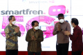 Kominfo dan Smartfren Uji Coba Jaringan 5G