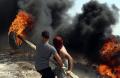 Konflik Warga  Palestina dengan Tentara Israel Kembali Memanas