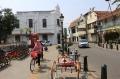 Kota Lama Ramai Pengunjung Libur Lebaran Dan Larangan Mudik