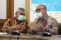KPU Gelar Konferensi Pers terkait Putusan DKPP