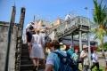 Kunjungan Turis Kapal Pesiar
