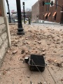Ledakan di Kota Nashville Amerika Serikat