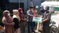 Lembaga ACT Bagi Gerobak Gratis Kepada Pelaku Usaha UMKM