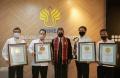 Leprid Beri Penghargaan Pada Fakultas Ilmu Pendidikan Unnes