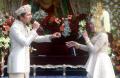 Lesty Kejora dan Rizky Billar Gelar Ngunduh Mantu di Bandung
