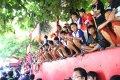 Lomba Perahu Naga Perayaan Peh Cun Kali Cisadane Tangerang