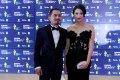 Lukman Sardi dan Istri Hadiri FFI 2015