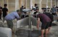 Masjid Istiqlal Kembali Laksanakan Salat Jumat