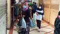 Masuk Pasar Tanah Abang Wajib Tunjukkan Sertifikat Vaksin