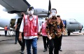Menhub Budi Karya Sumadi Kunjungi PTDI