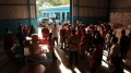 Mensos Tri Rismaharini Tinjau Gudang Logistik Wilayah Timur