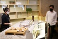 Menteri Pariwisata Wishnutama Cek Protokol Kesehatan di Hotel