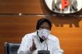 Menteri Sosial Tri Rismaharini Kunjungi Gedung KPK