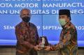 MoU Undip - Toyota Motor Bidang Tri Dharma Pendidikan Tinggi