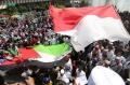 Muslim di Medan Galang Dana Untuk Palestina