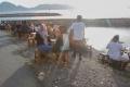 Menjamurnya Tempat Ngopi di Tepi Pantai Ulee Lheue Banda Aceh
