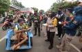 Operasi Yustisi Penegakan Protokol Kesehatan di Kota Surabaya