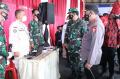 Panglima TNI dan Kapolri Tinjau Vaksinasi Covid-19 di Medan