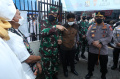 Panglima TNI Sidak, Optimalkan Petugas PPKM Mikro Disetiap Wilay