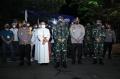 Panglima TNI Tinjau Pengamanan di Gereja Katedral Jakarta