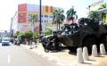 Panser Siaga Jaga Keamanan Jakarta
