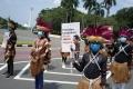 Parade Budaya Dukung Otsus Papua
