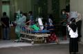 Pasien di IGD RSUP Kariadi Semarang Membludak