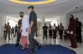 Pelaksanaan Hukuman Cambuk di Banda Aceh