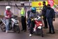 Pelaksanaan PSBB Check Point di Cimahi Diperketat