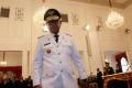 Pelantikan Gubernur NTT Terpilih di Istana Negara