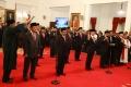 Pelantikan Wakil Menteri Kabinet Indonesia Maju